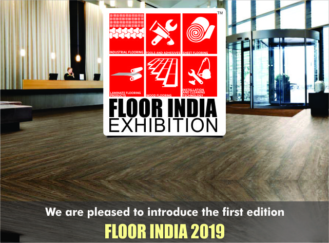 Most definitive expo for Industrial & Commercial Flooring: <b>25 – 27 April 2019</b>